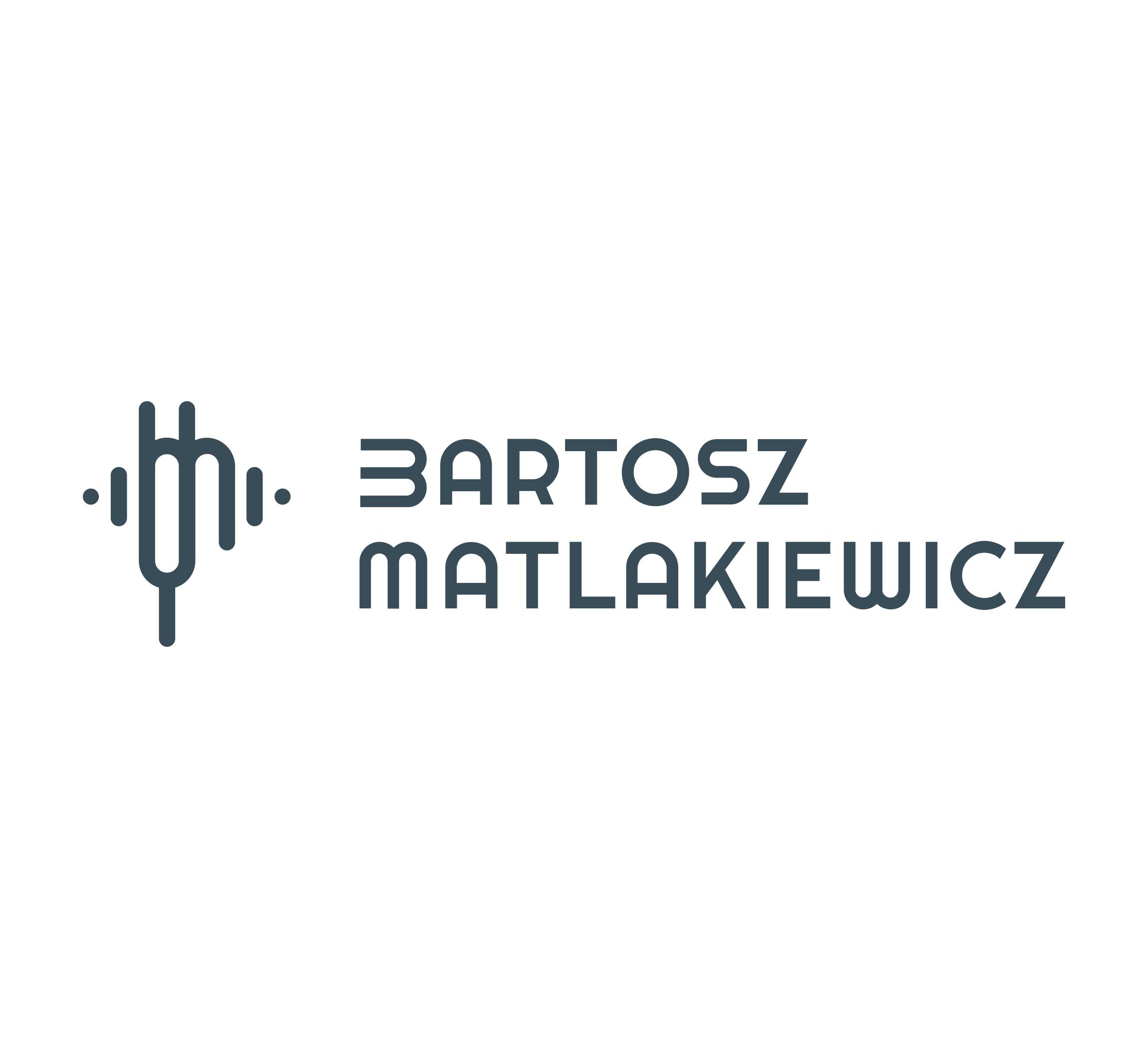Bartosz Matalkiewicz, gabinet terapeutyczny  —  projekt logo
